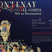fontenay renaissance flyer show case septembre 2016